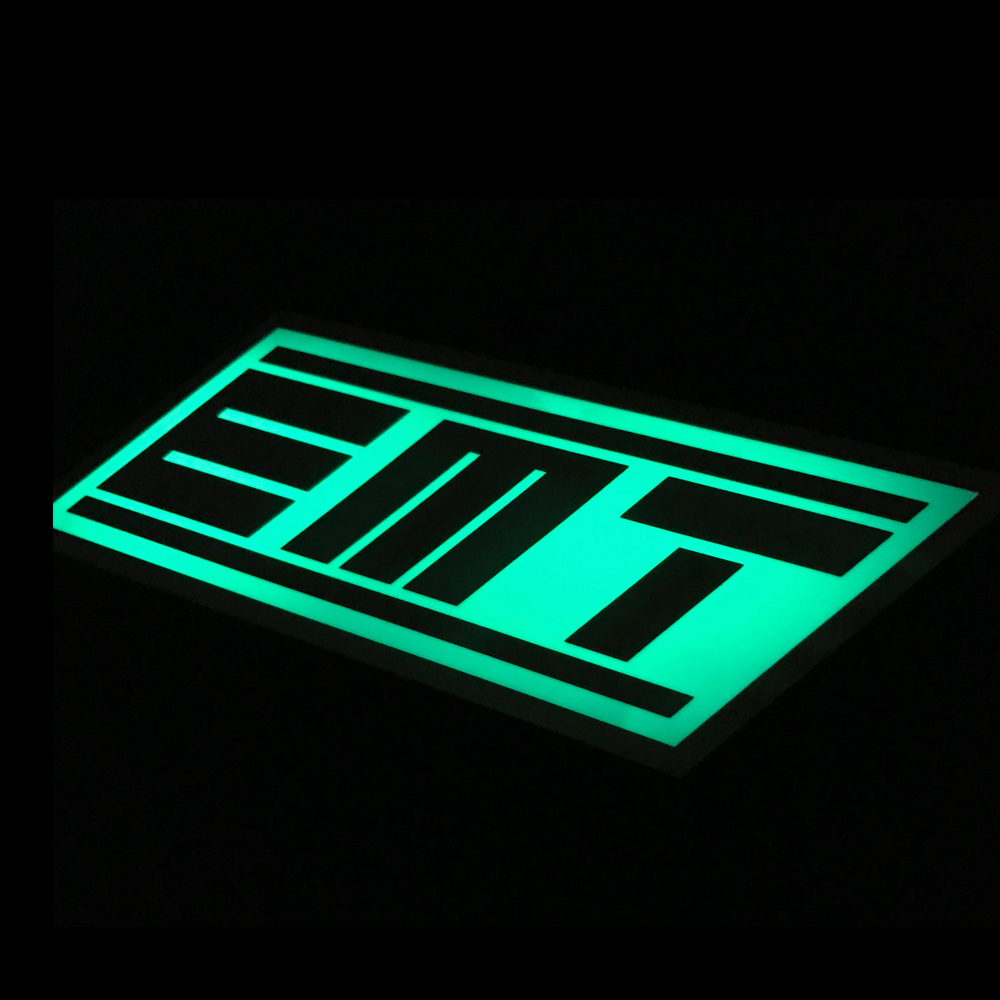 Gallery - Glow in the Dark Emblems